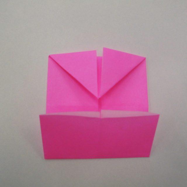 ねずみ 折り紙 簡単